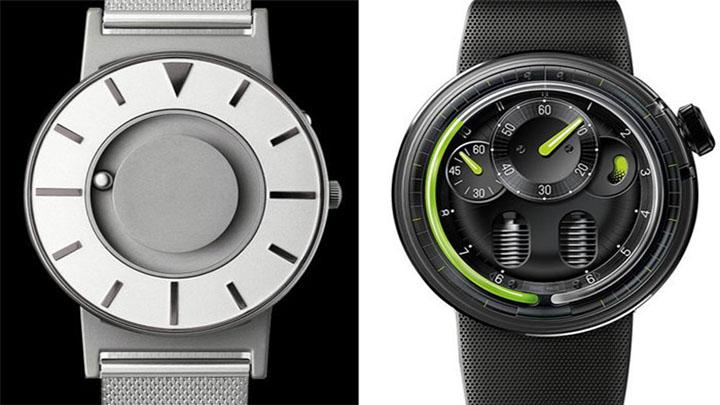 นาฬิกาดีไซน์ล้ำเอกลักษณ์